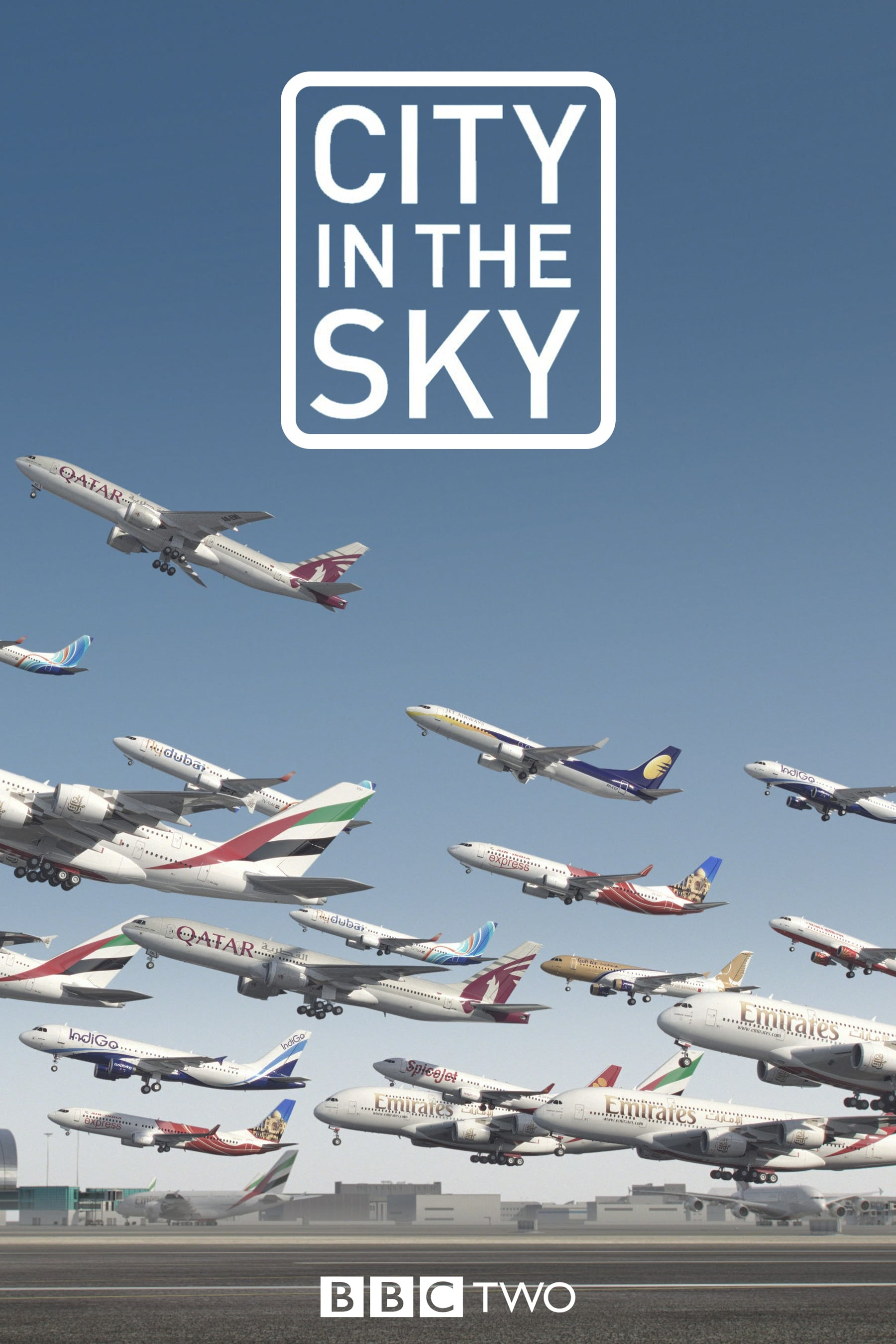 City in the Sky TV Shows About Aviation