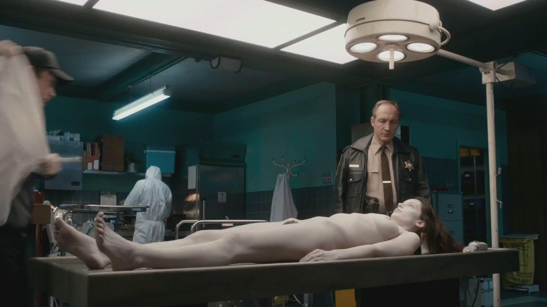 La morgue