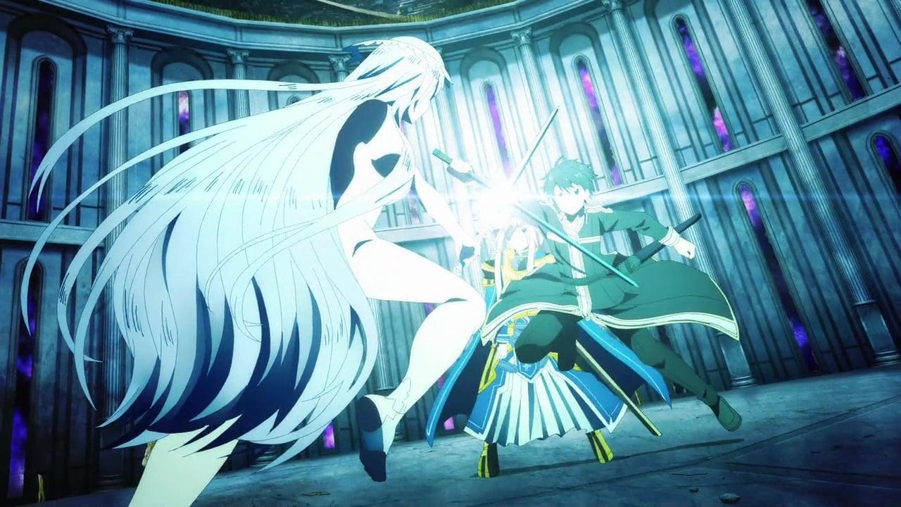 Sword Art Online Season 3 :Episode 23  Administrator
