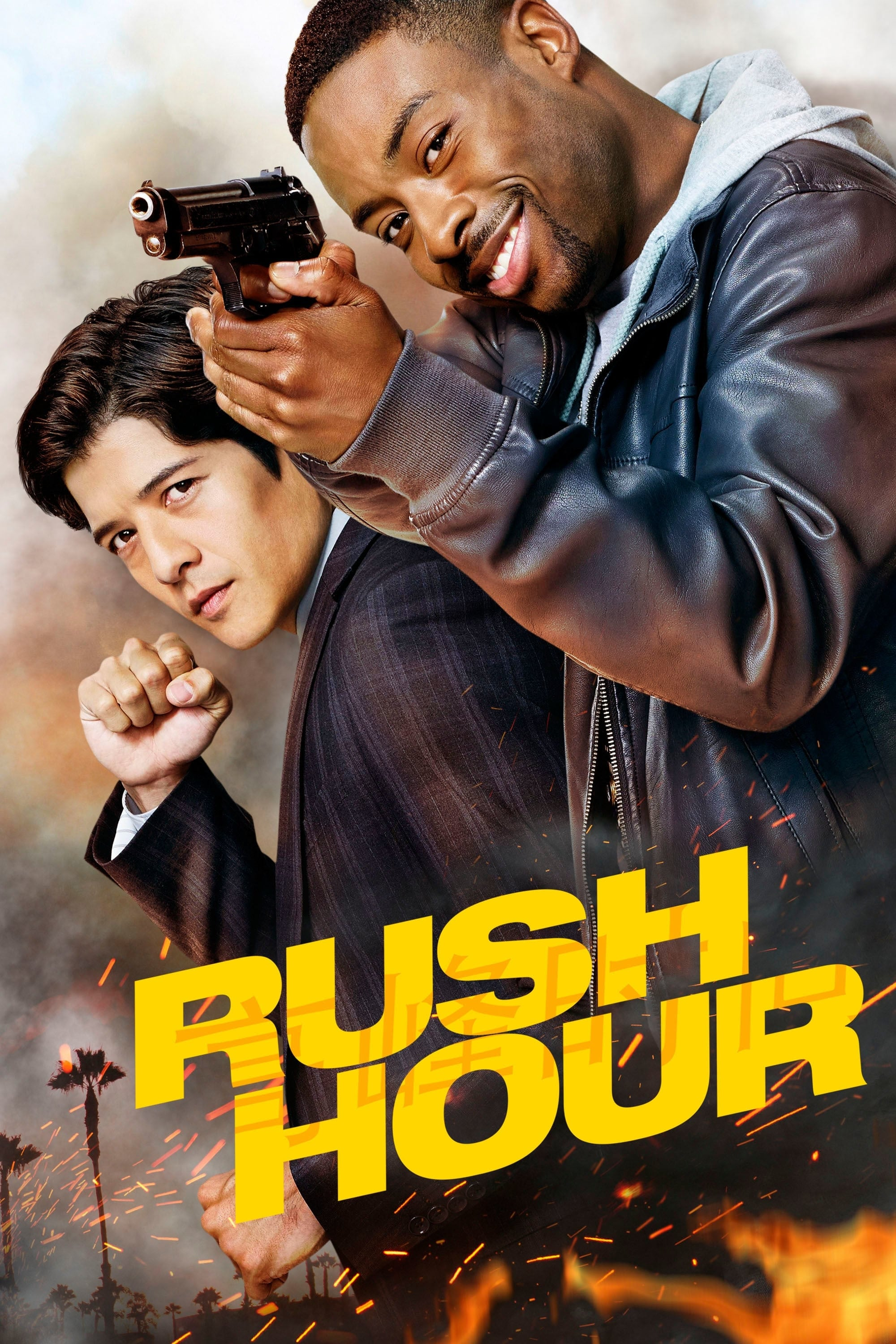 Rush Hour TV Shows About Buddy Cop