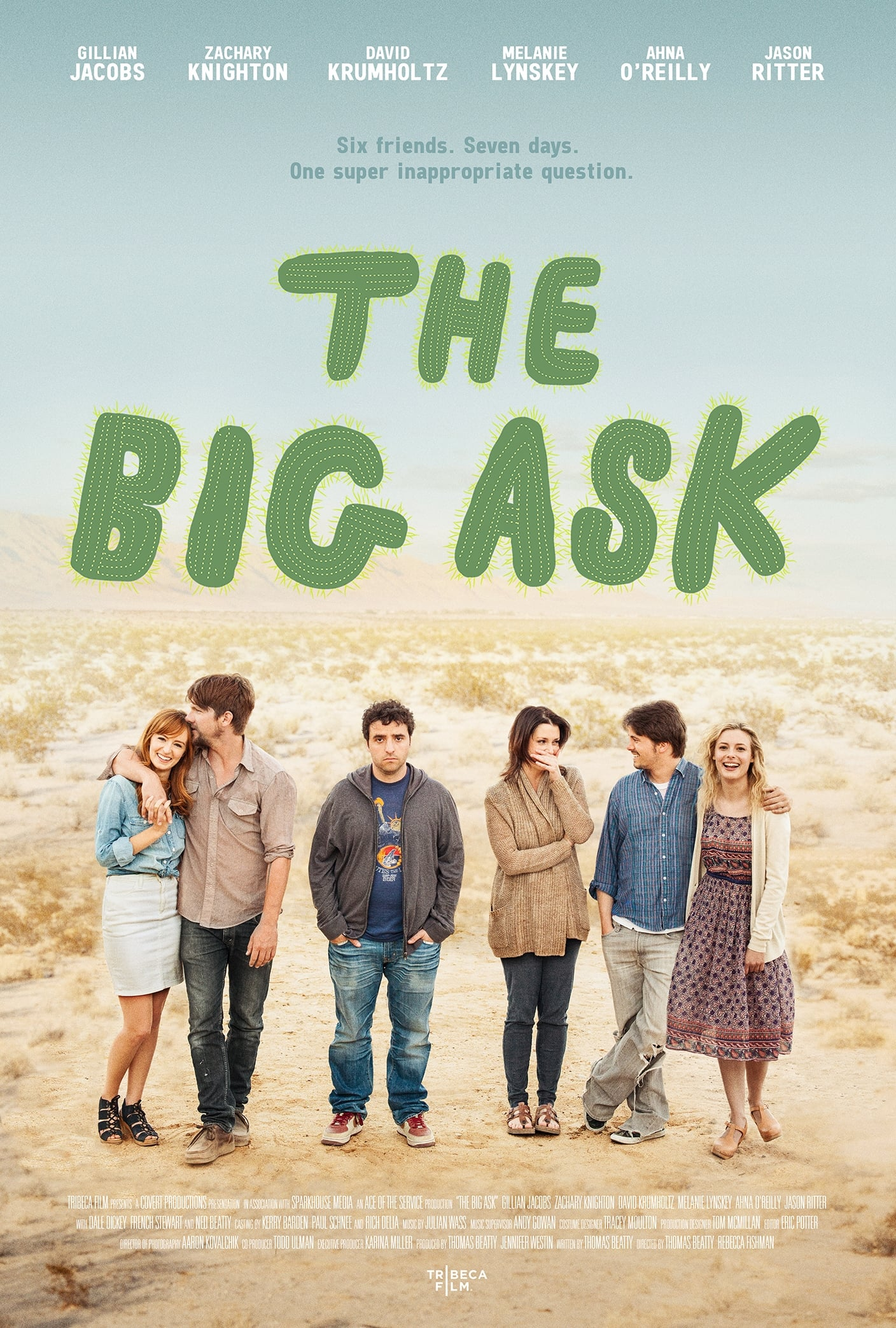 The Big Ask on FREECABLE TV