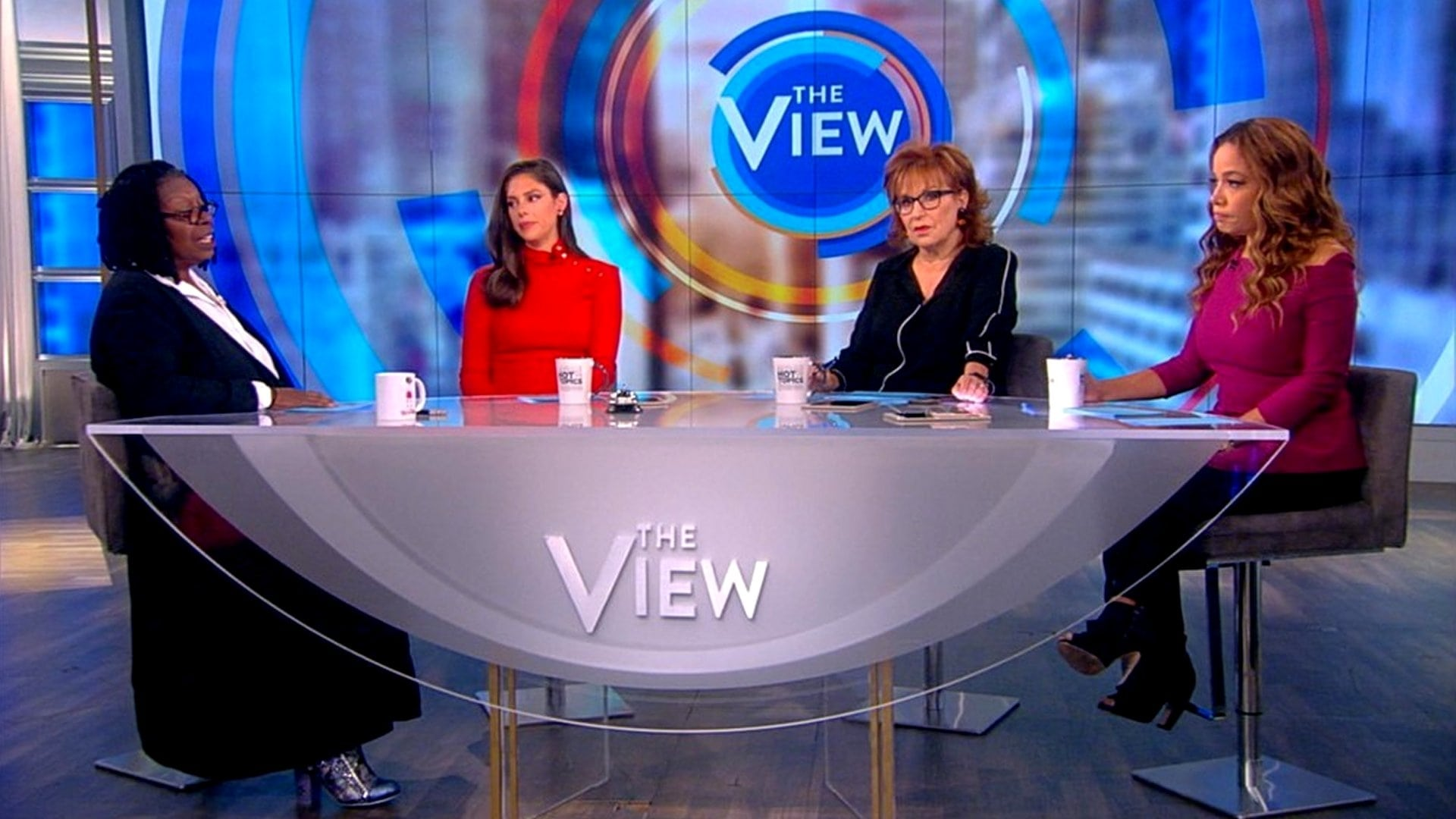 The View Season 22 :Episode 15  Hot Topics