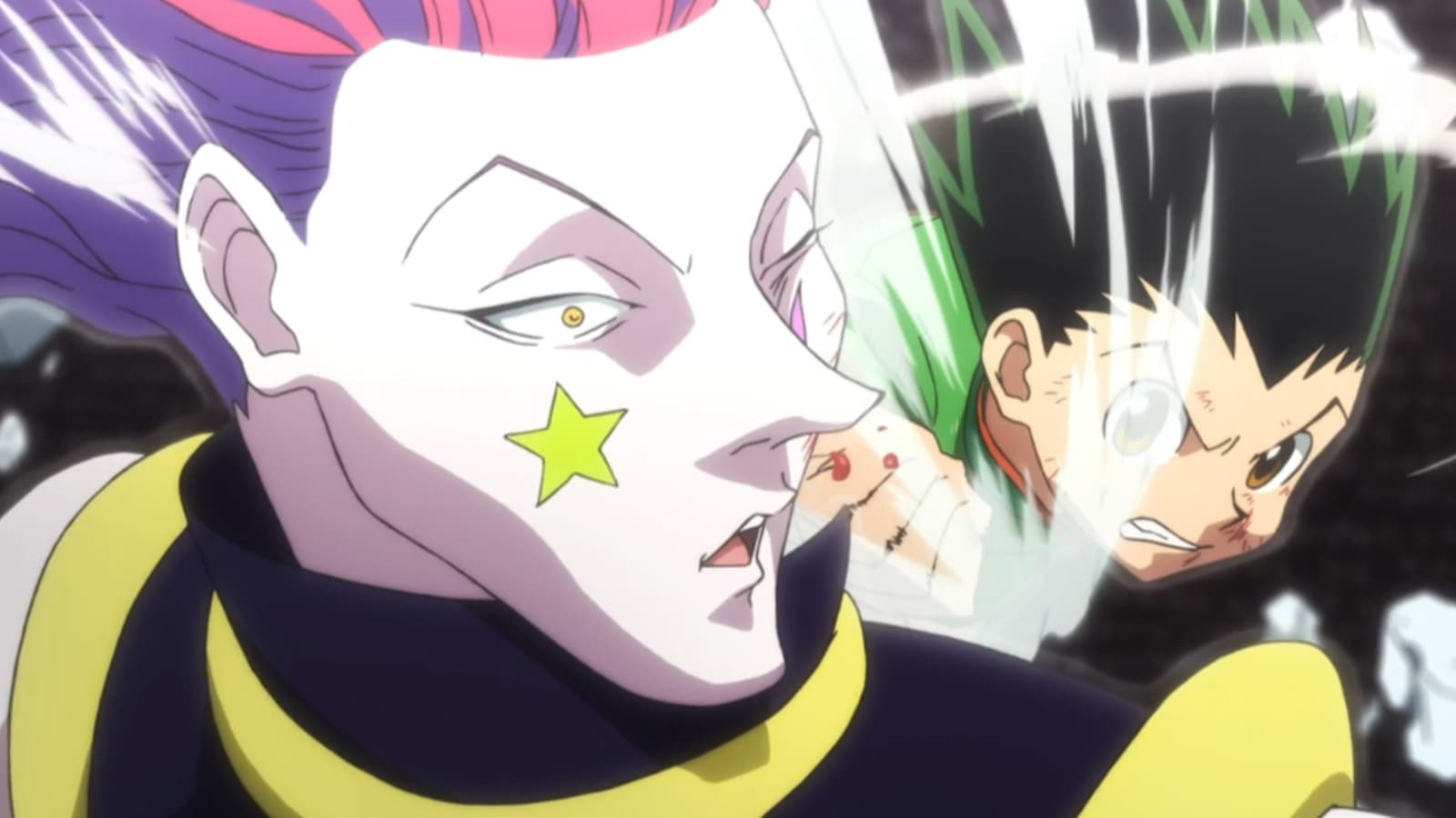 Hunter x Hunter Season 1 :Episode 35  The x True x Pass