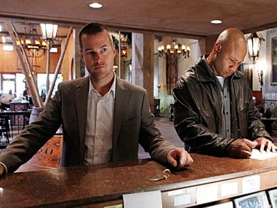 NCIS: Los Angeles Season 2 :Episode 18  Harm's Way