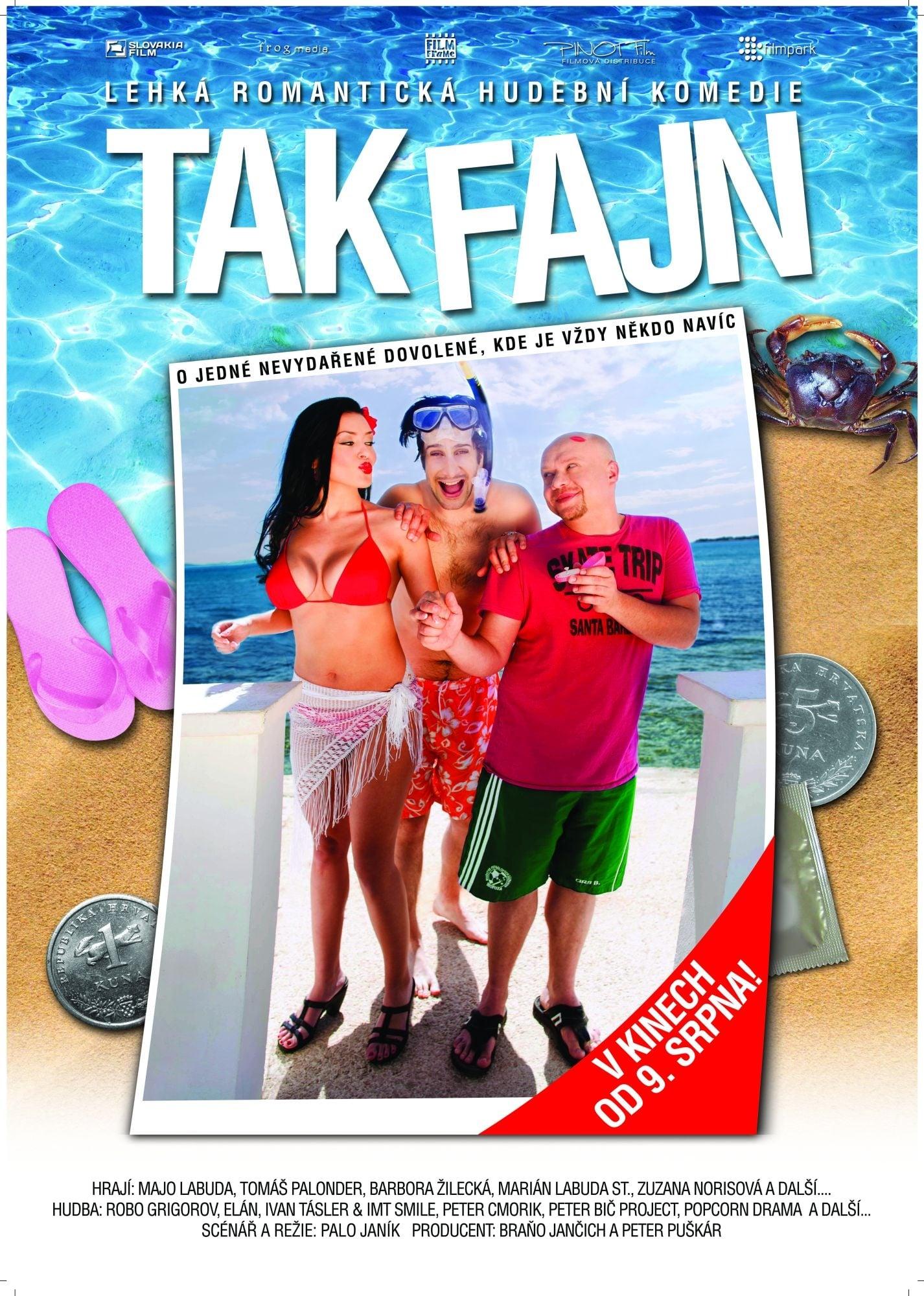 Ver Tak fajn Online HD Español (2012)