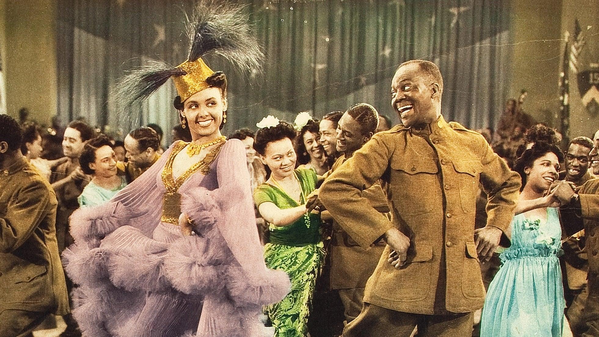 Symphonie magique (1943)