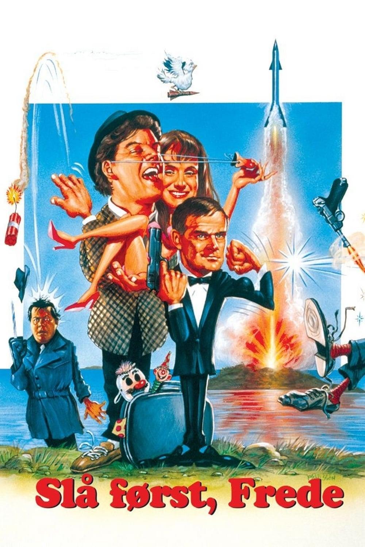 Strike First Freddy (1965)