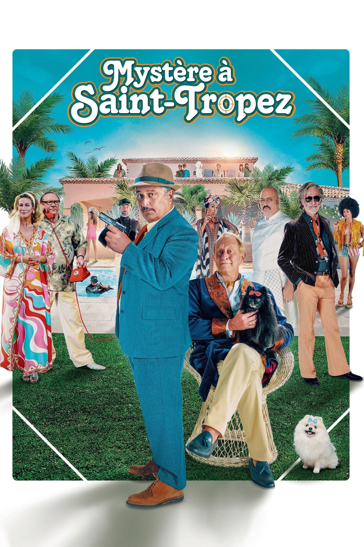 voir film Mystère à Saint-Tropez streaming