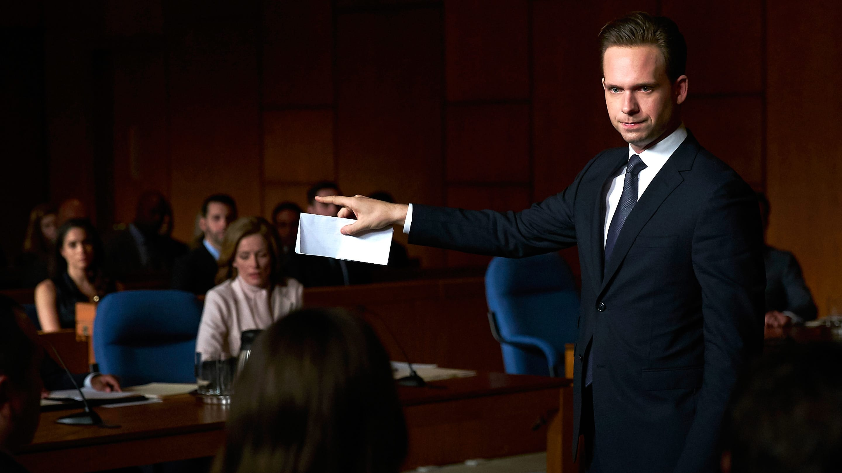Suits - Season 5 Episode 15 : Tick Tock