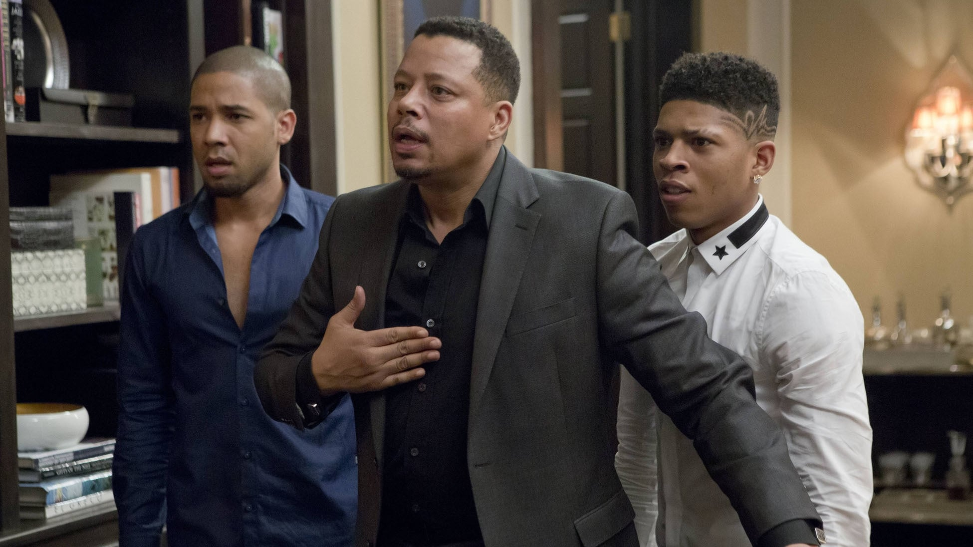 Empire Season 1 :Episode 10  Sins of the Father