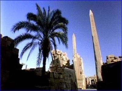 NOVA Season 27 :Episode 12  Secrets of Lost Empires: Pharaoh's Obelisk (2)
