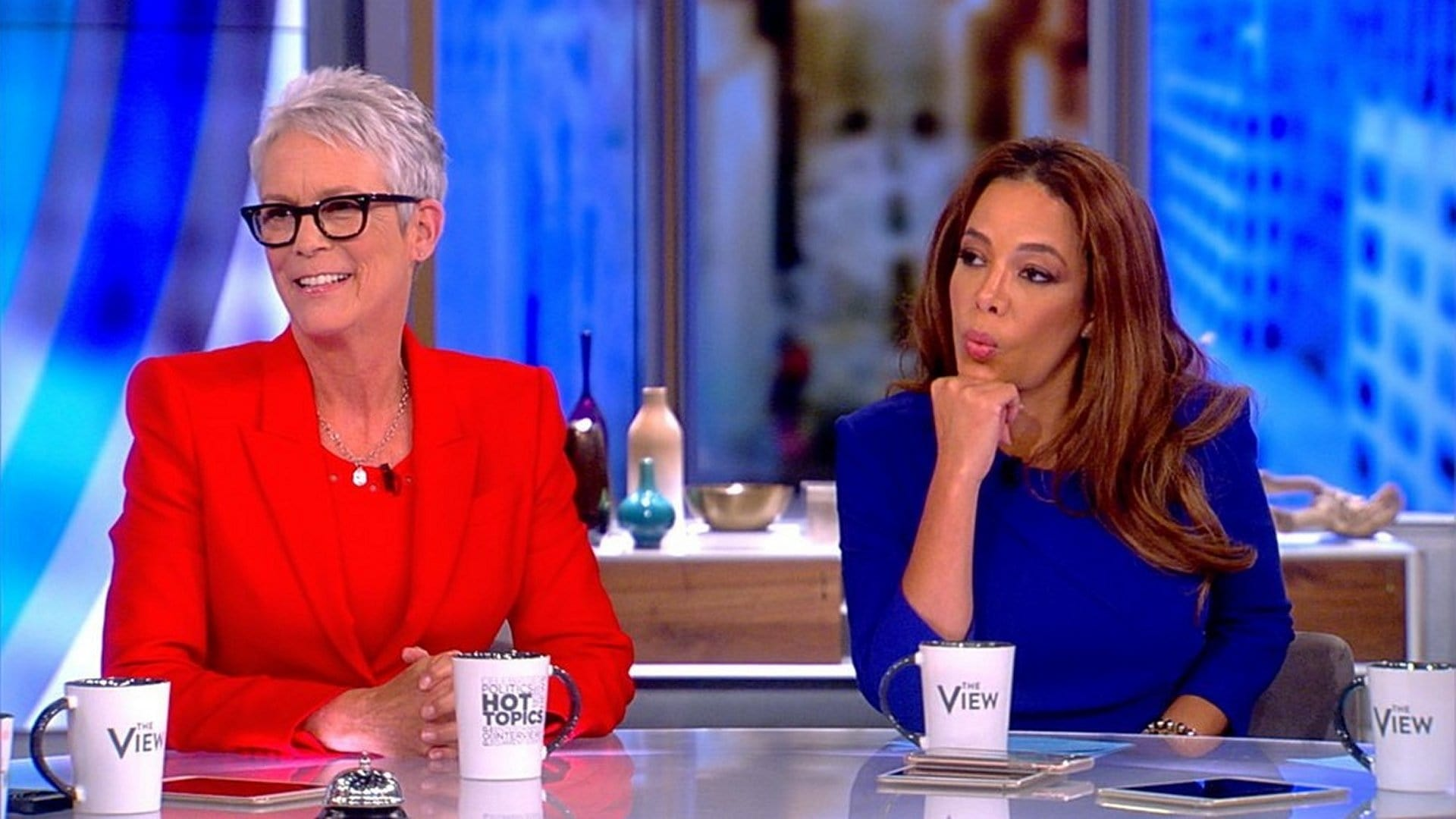 The View Season 22 :Episode 24  Jamie Lee Curtis