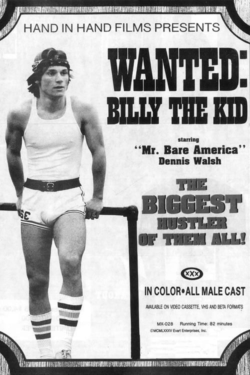Ver Wanted: Billy the Kid Online HD Español (1976)