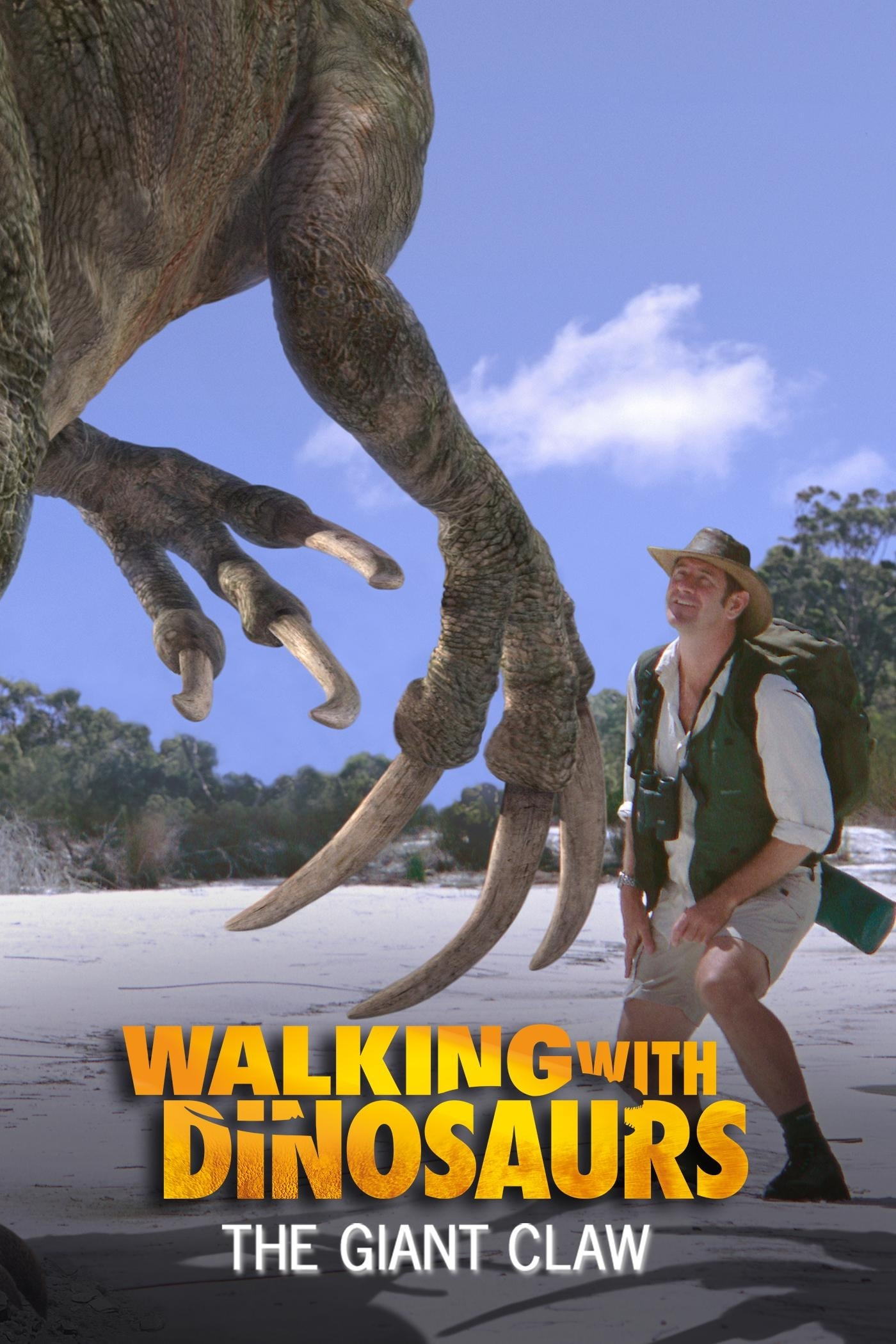 Ver Walking with Dinosaurs Special: The Giant Claw Online HD Español ()