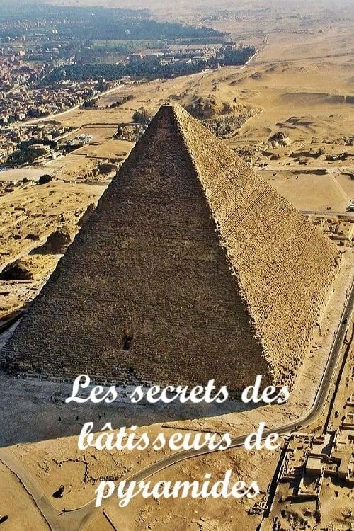 Les secrets des bâtisseurs de pyramides TV Shows About Egypt