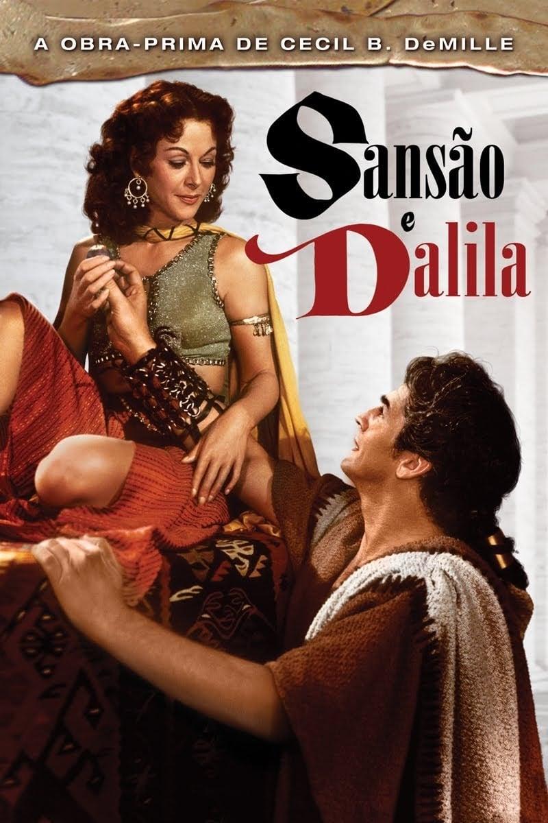 Sansão e Dalila Dublado