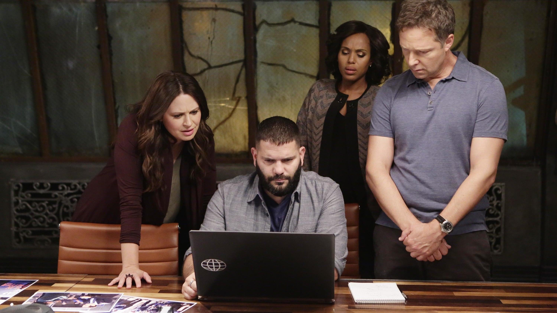 Scandal Season 6 :Episode 3  Fates Worse than Death