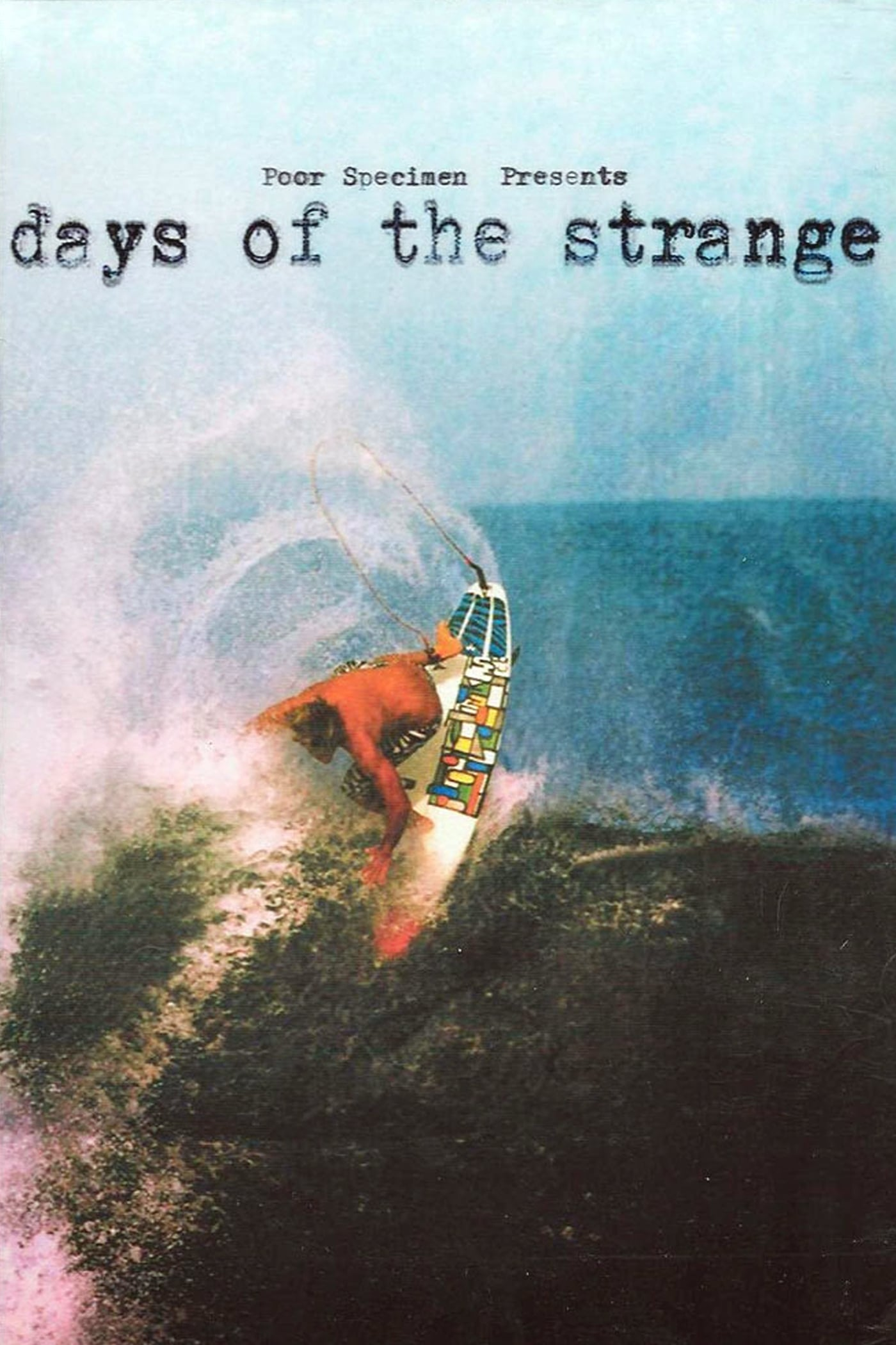 Days of the Strange on FREECABLE TV