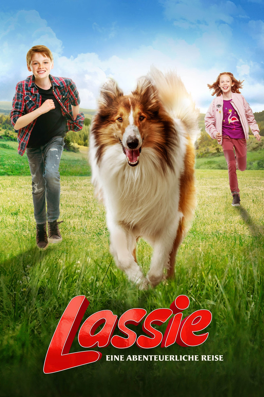 Lassie Come Home - Lassie Eine Abenteuerliche Reise - 2020