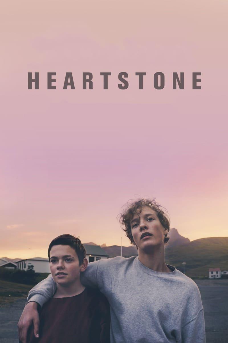 Póster Heartstone, corazones de piedra