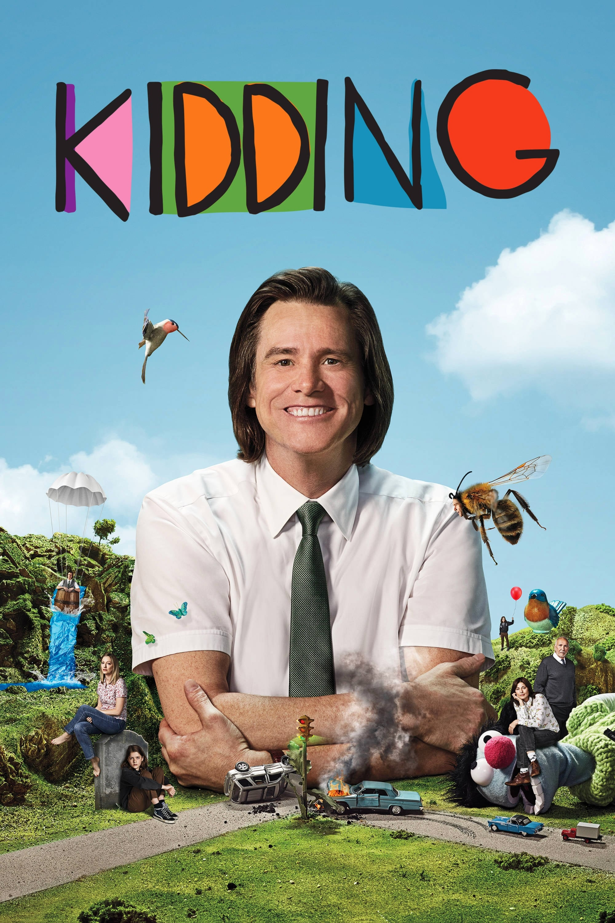 Kidding – Todas as Temporadas Dublado / Legendado (2018)