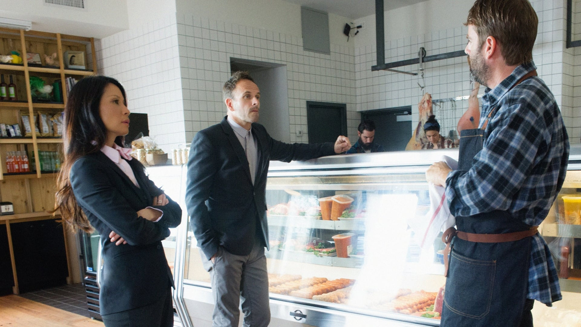Elementary Season 5 :Episode 8  How the Sausage Is Made