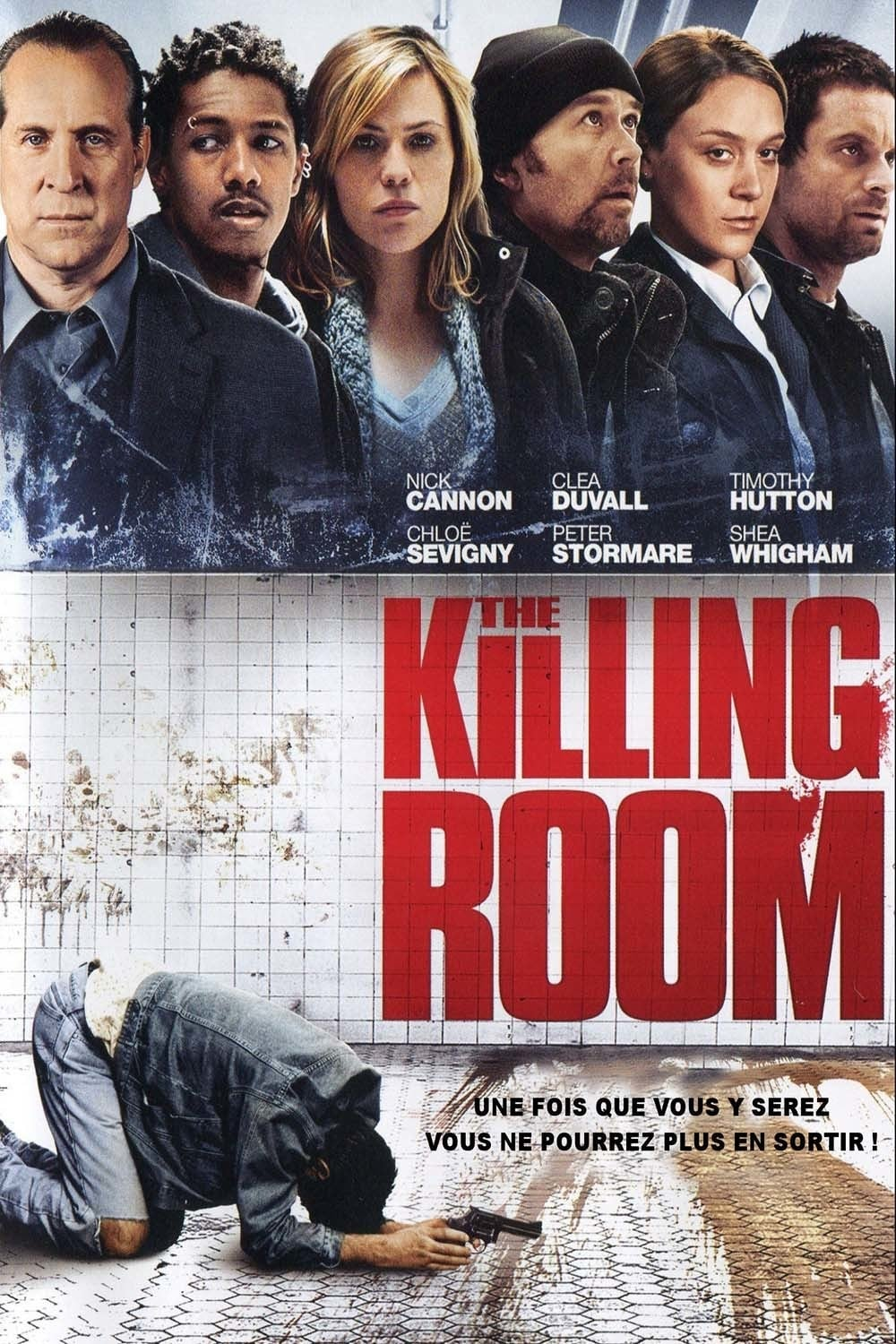 Poster and image movie Film Experiment diabolic - The Killing Room - The Killing Room - The Killing Room -  2009