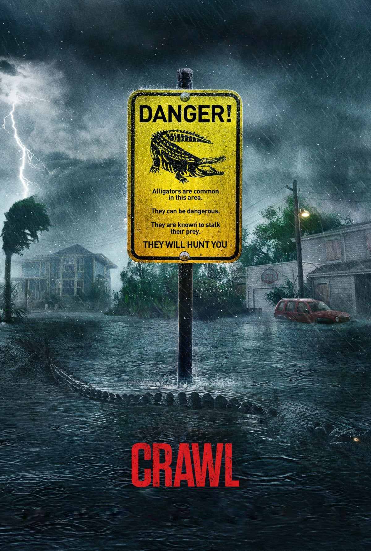 Poster and image movie Film Crawl 2019