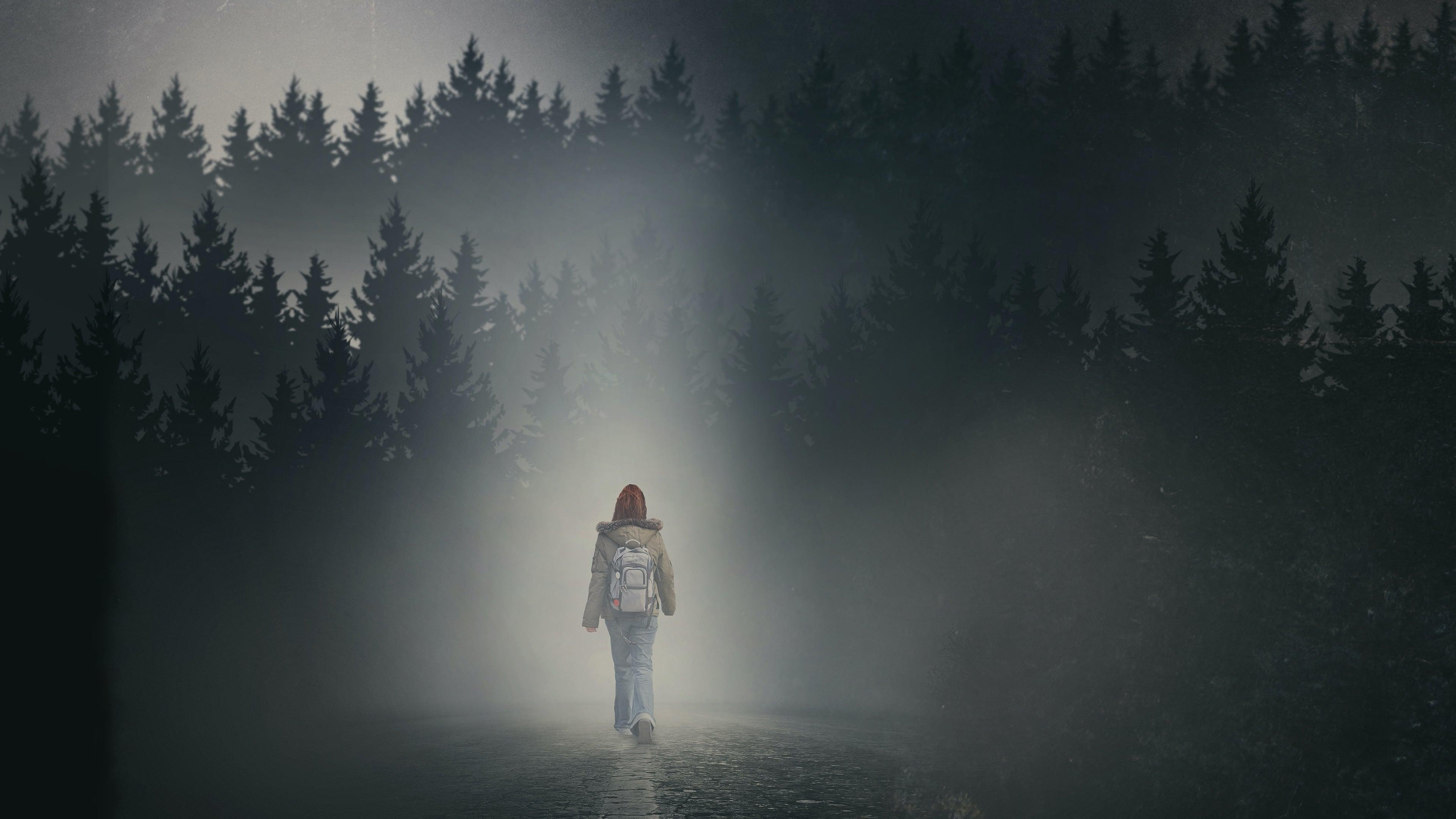 La chica en la niebla