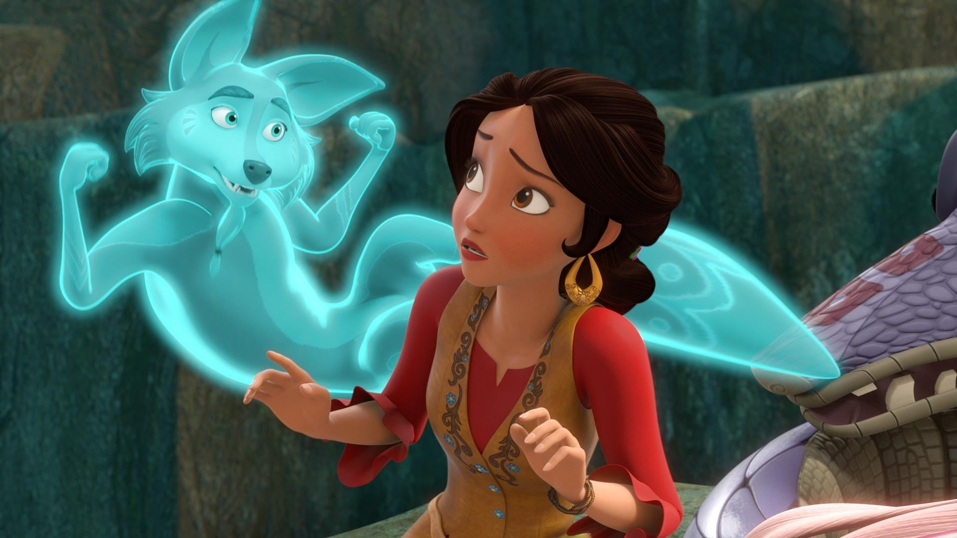 Elena of Avalor Season 3 :Episode 2  To Save a Sunbird