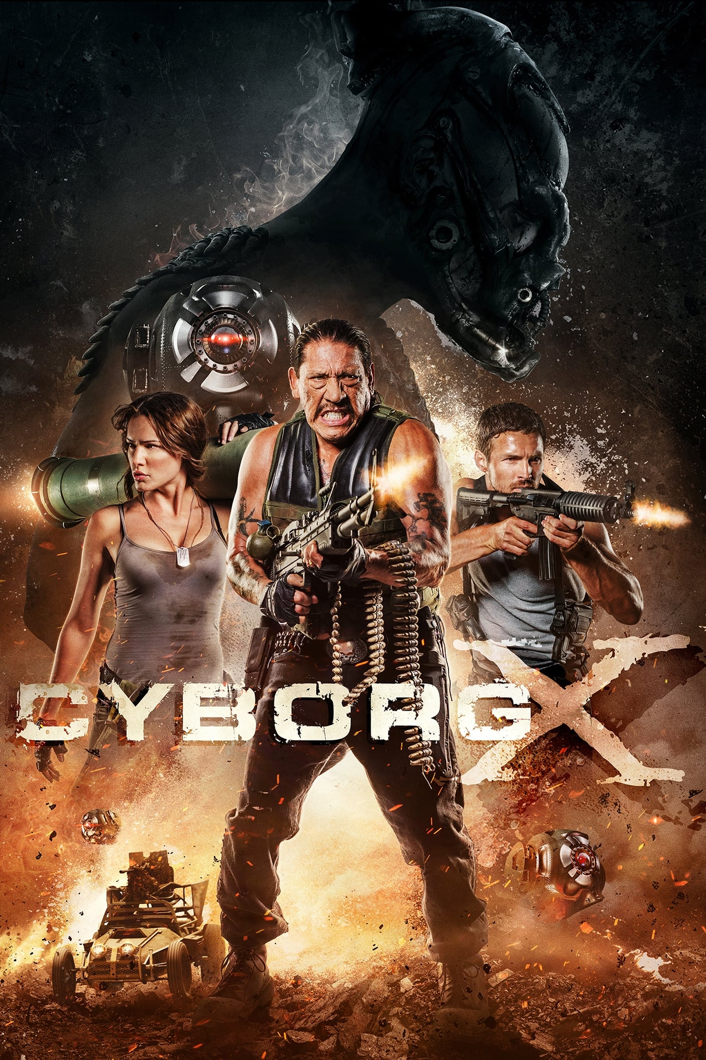 Cyborg X on FREECABLE TV