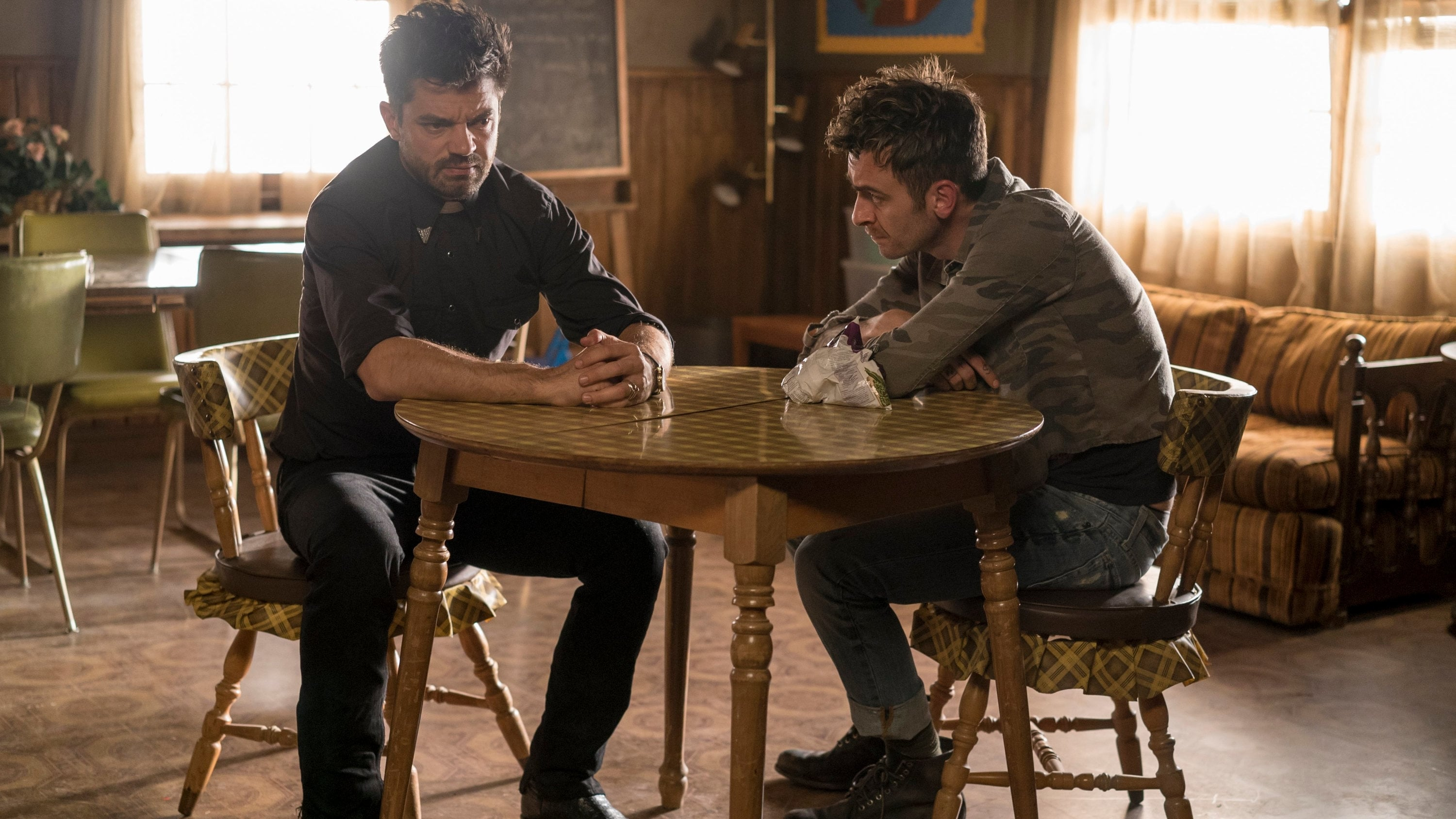 Preacher Season 1 :Episode 3  The Possibilities