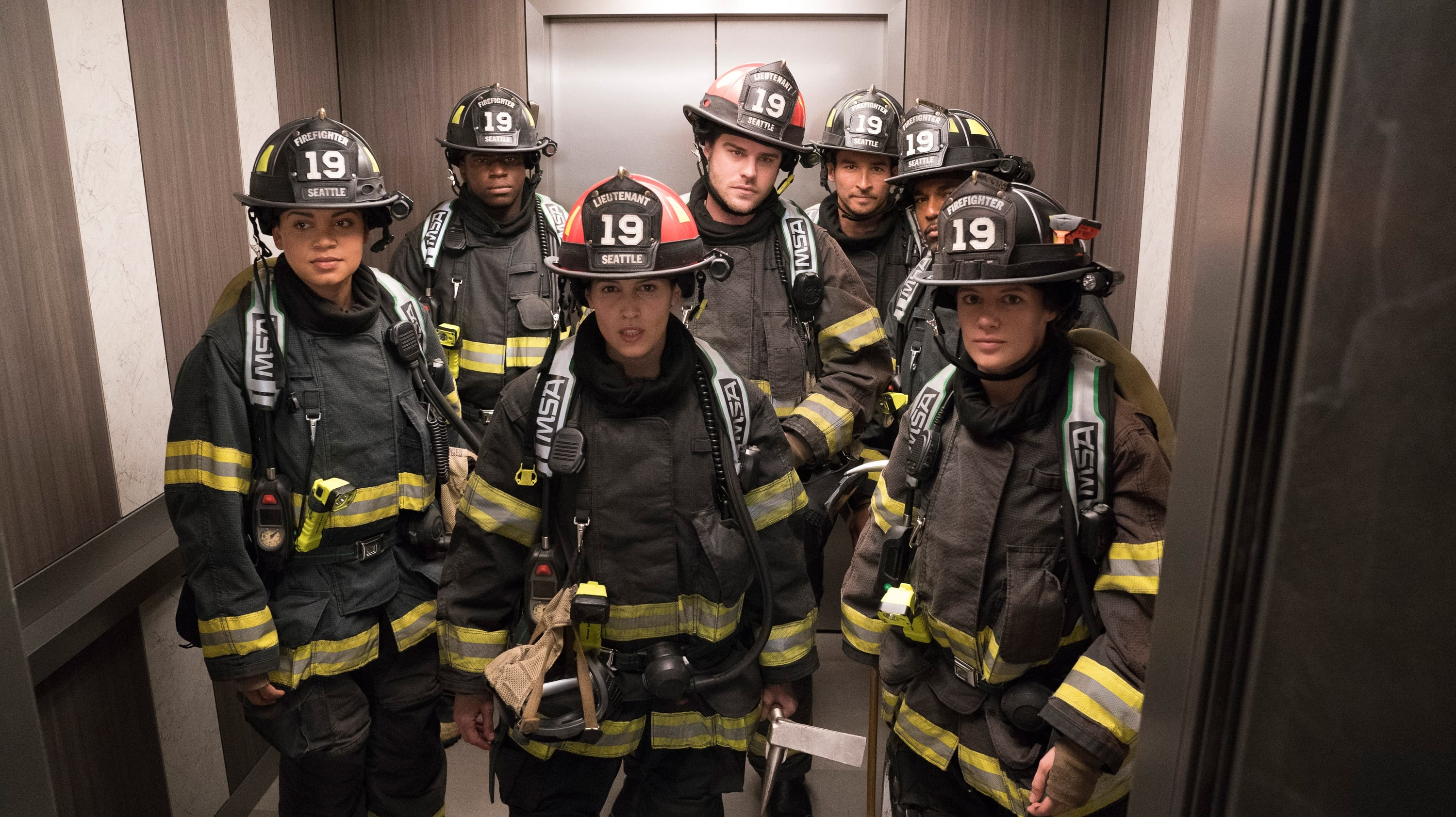 Station 19 Season 1 :Episode 10  Not Your Hero