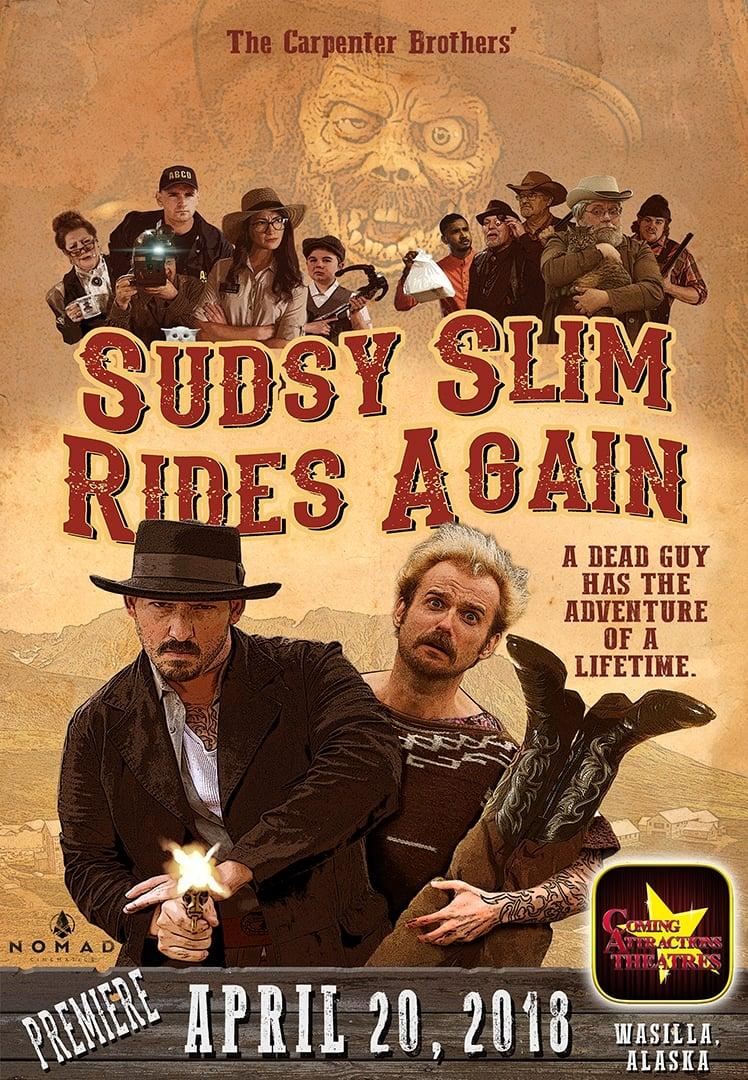Ver Sudsy Slim Rides Again Online HD Español (2018)