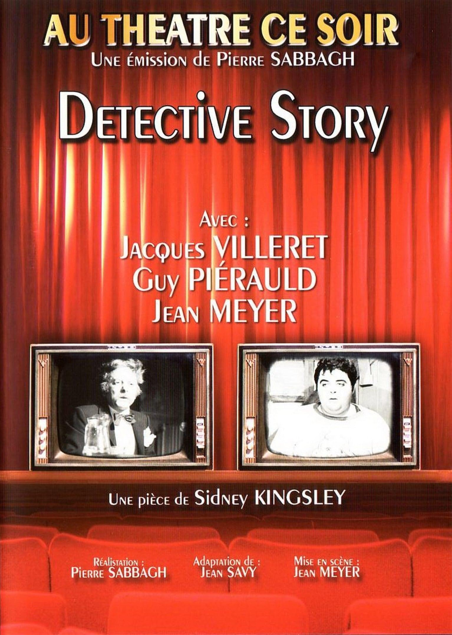 Ver Detective Story Online HD Español (1972)