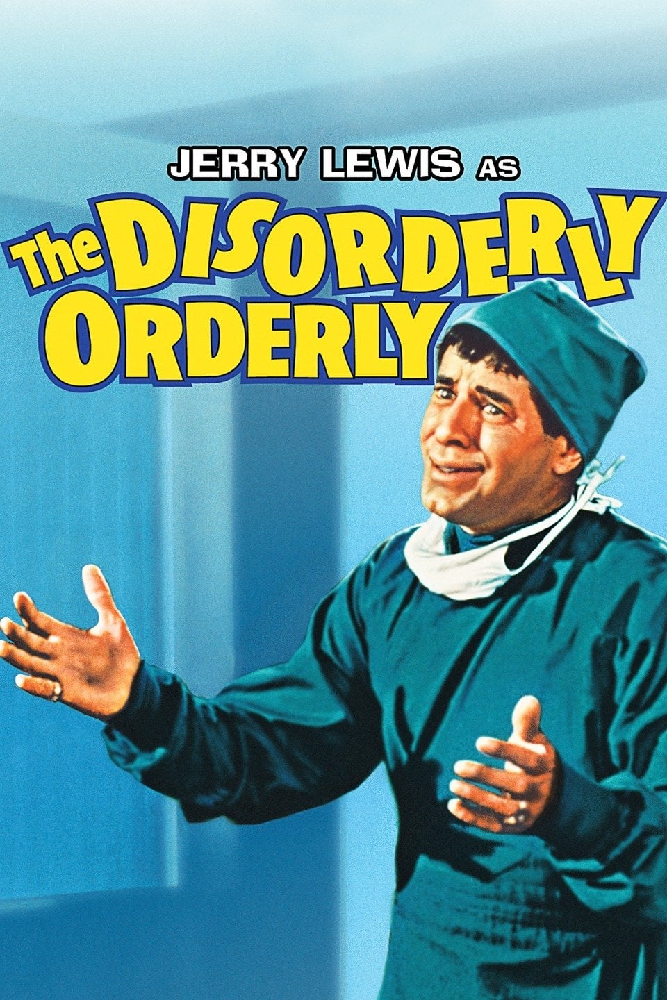 The Disorderly Orderly on FREECABLE TV
