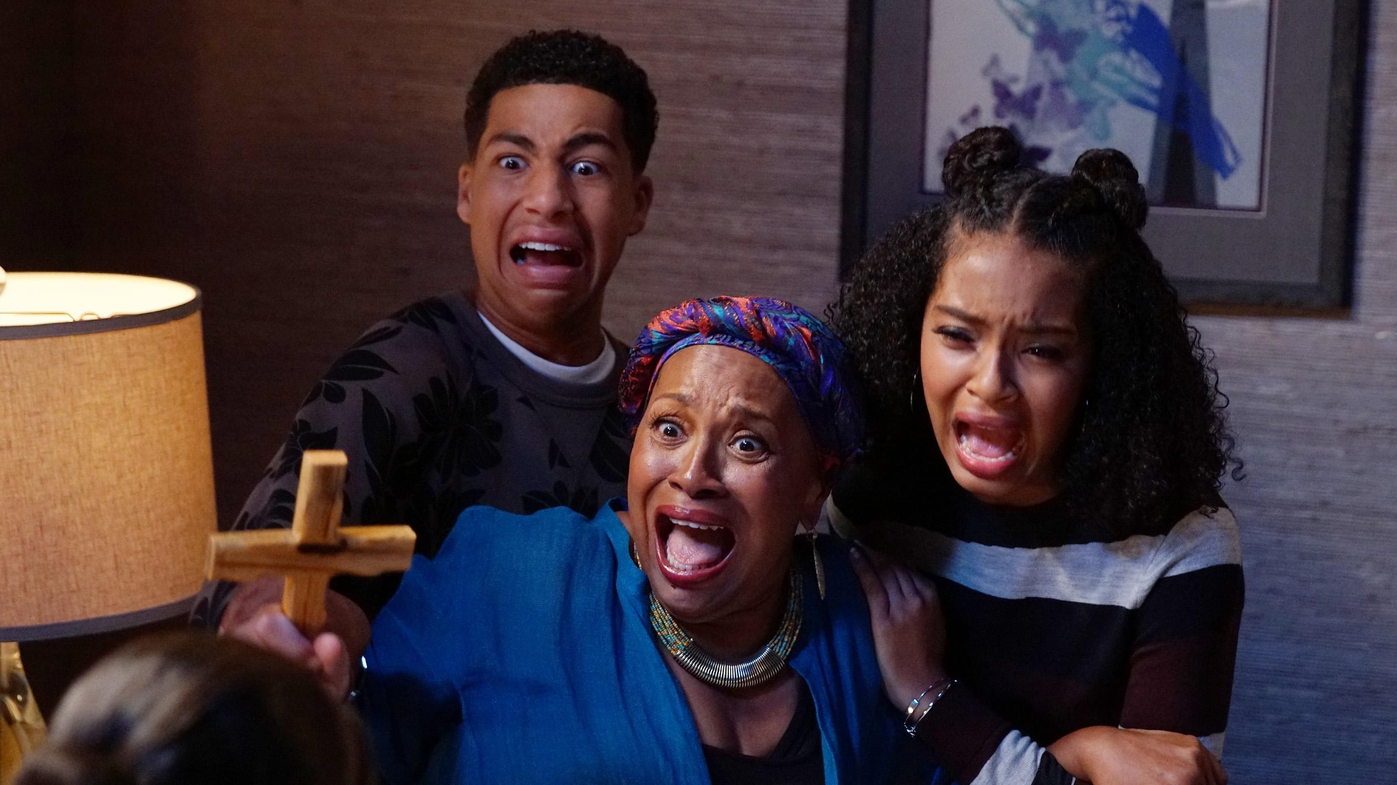 black-ish Season 3 :Episode 6  Jack of All Trades