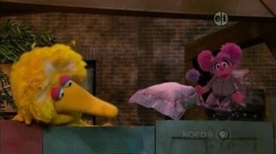 Sesame Street Season 41 :Episode 38  Abby's First Sleep Over