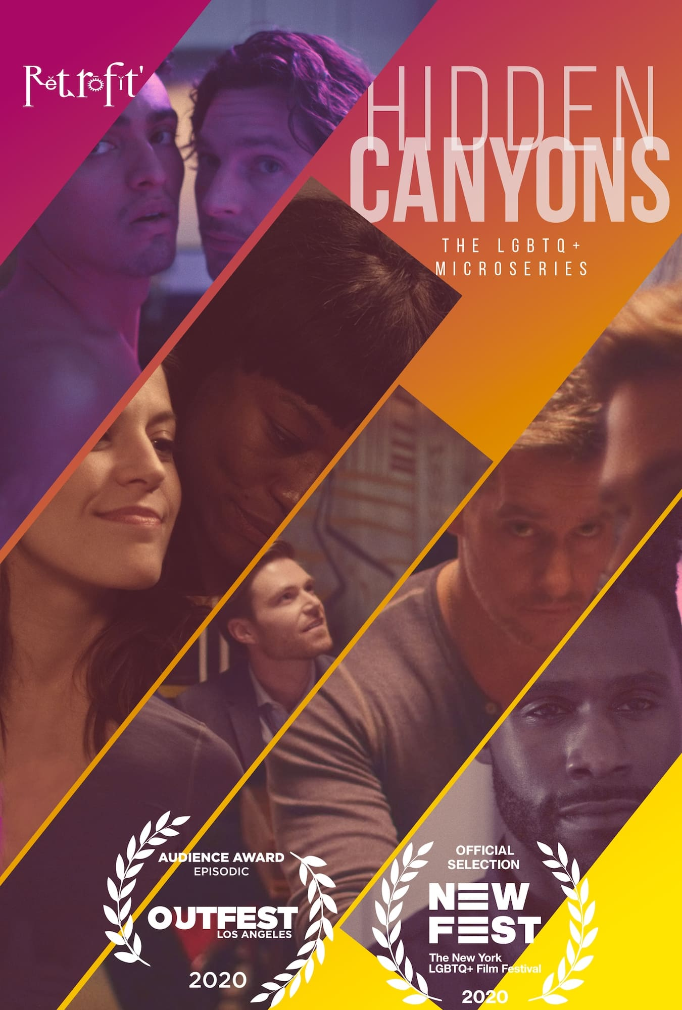 Hidden Canyons TV Shows About Lgbt