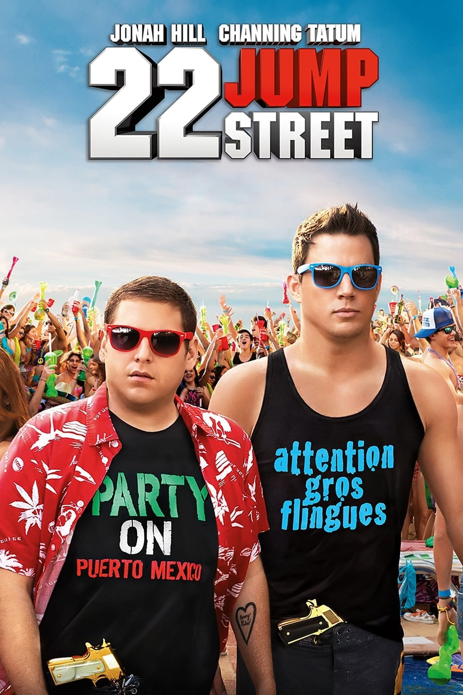 22 Jump Street Streaming