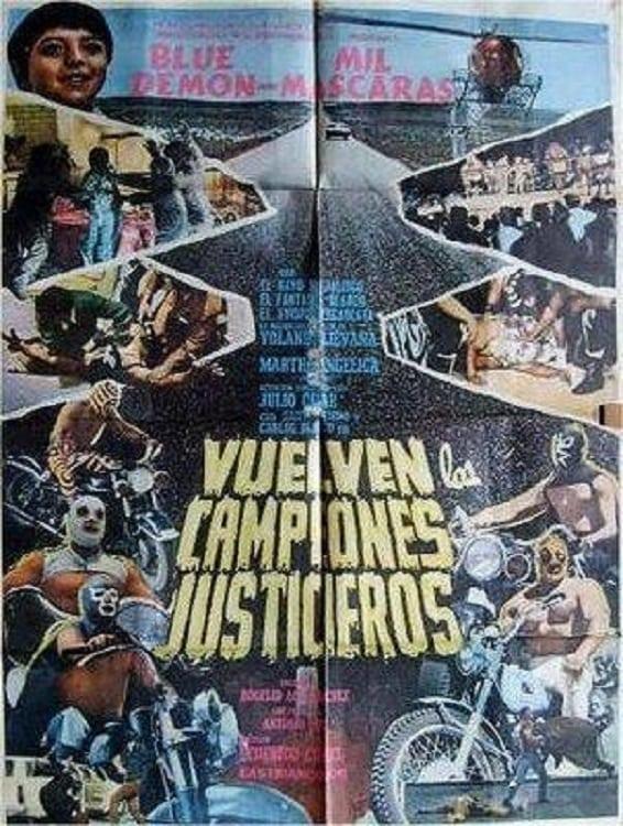 The Champions Five Supermen (1972)