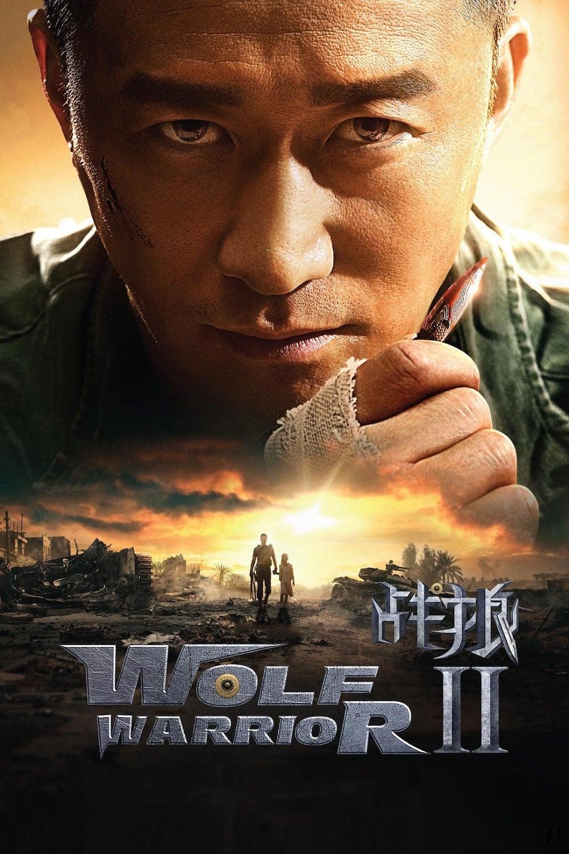 Wolf Warrior 2 (2017)