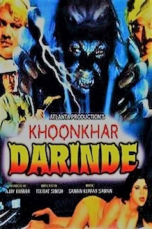 Ver Khoonkar Darinde Online HD Español ()