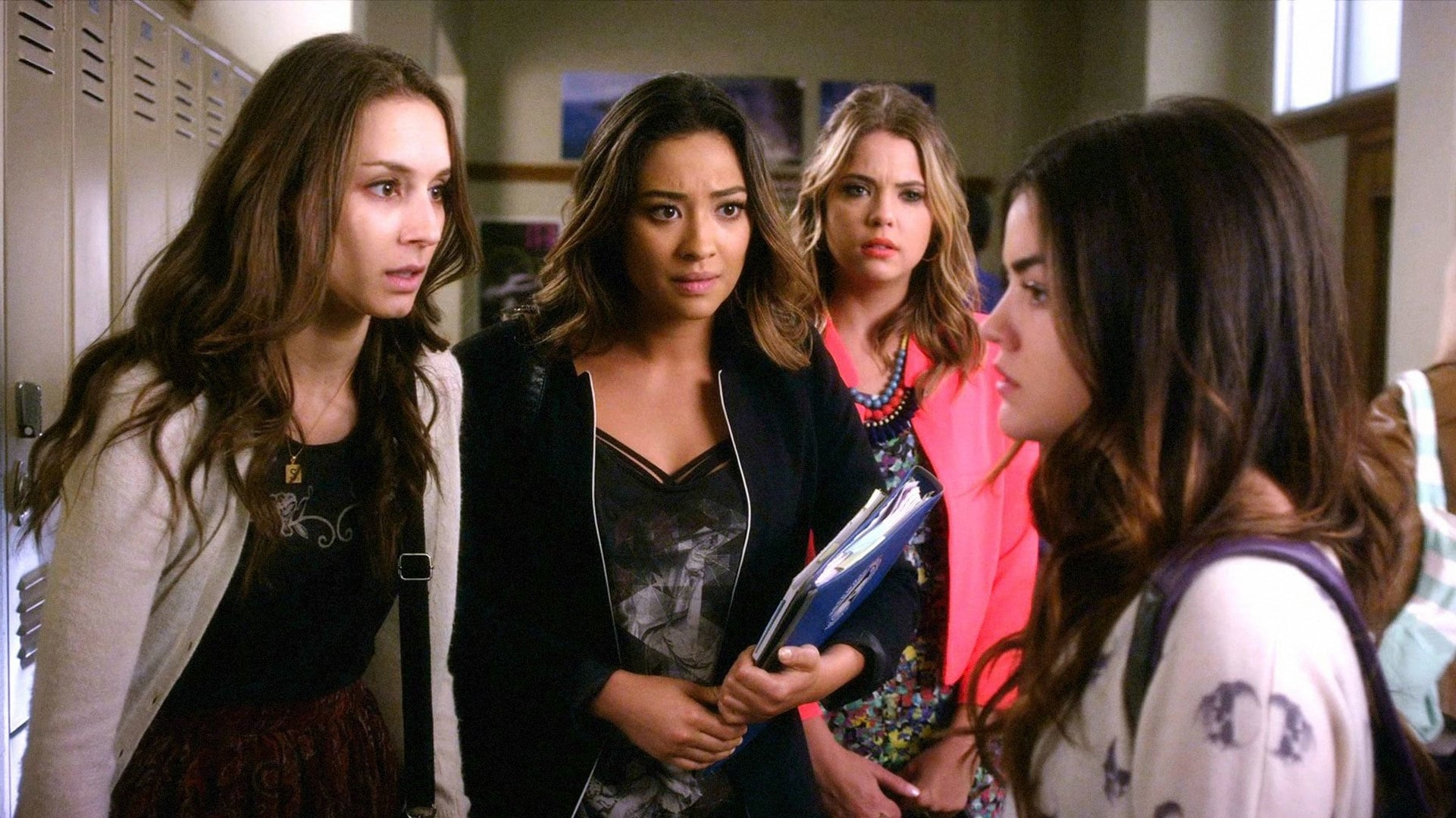 pretty little liars 2 essay Pretty little liars is an american teen drama mystery thriller television series developed by i marlene king and is loosely based on the novel series of the.
