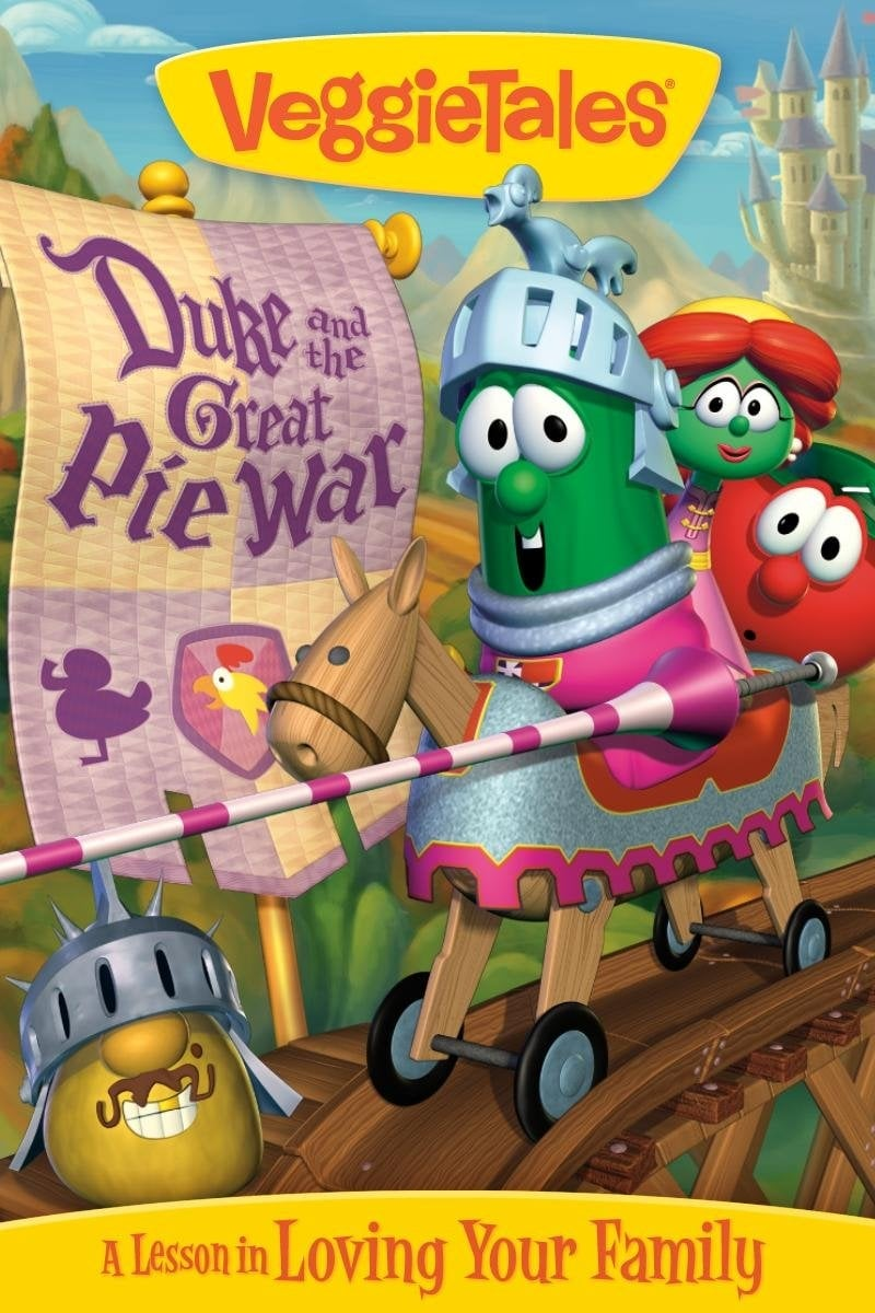 VeggieTales: Duke and the Great Pie War (2013)