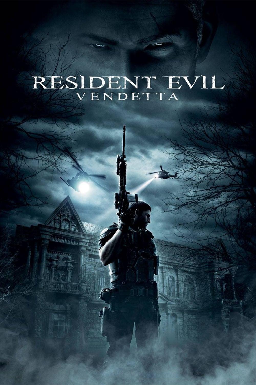 Absoliutus Blogis: Vendetta / Resident Evil: Vendetta (2017)