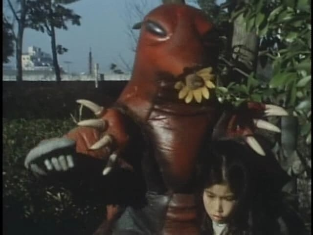 Kamen Rider Season 4 :Episode 20  Mole Beastman's Last Activity!!