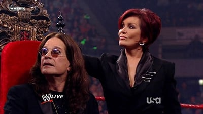 WWE Raw - Season 17 Episode 44 : Osbournes to be wild