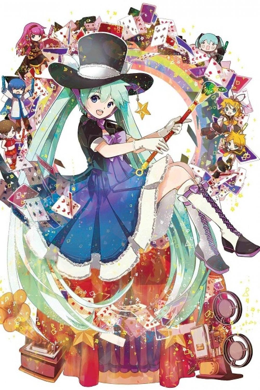 Hatsune Miku: Magical Mirai 2013 (2013)