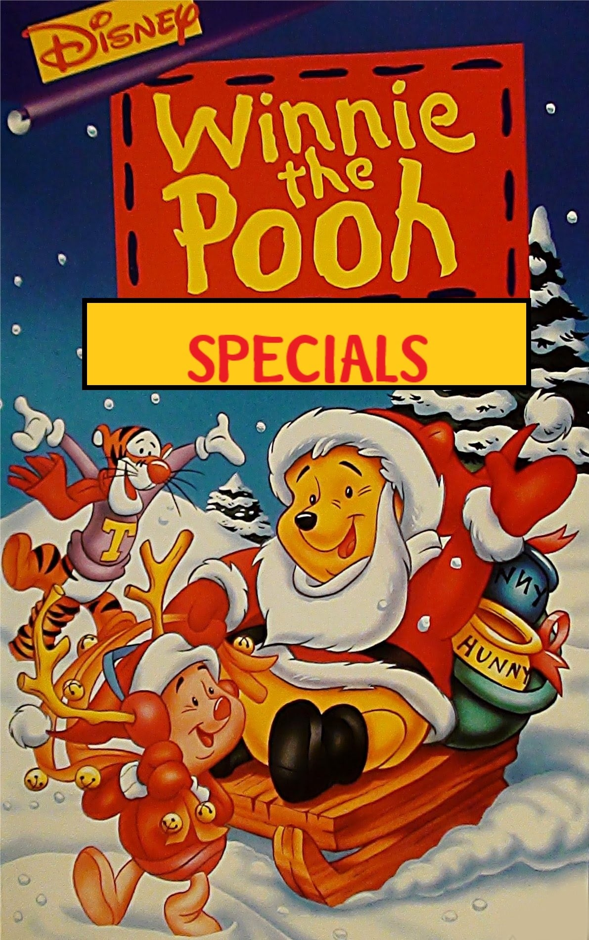 The New Adventures of Winnie the Pooh Season 0